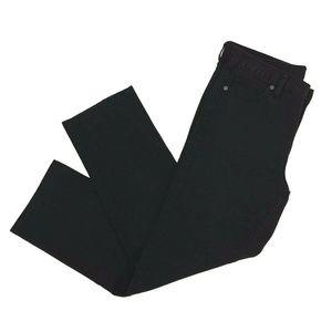 Calvin Klein Skinny Slim Fit Jeans Sz 30/10 Black